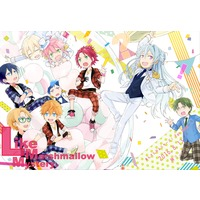Doujinshi - Ensemble Stars! / fine & All Characters & Trickstar (Like Marshmallow Mystery.) / 梅リンゴ