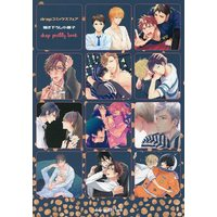 Boys Love (Yaoi) Comics - drap Comics (☆)drap pretty book drapコミックフェア 描き下ろし小冊子)