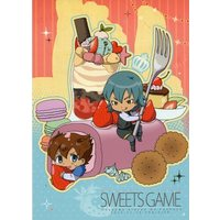 Doujinshi - Anthology - Inazuma Eleven GO / Kariya x Tenma (SWEETS GAME) / フレジェ