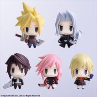 Figure - Final Fantasy Series