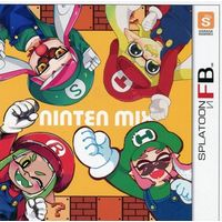 Doujinshi - Novel - Illustration book - Splatoon (ninten mix) / はらはらみーこ