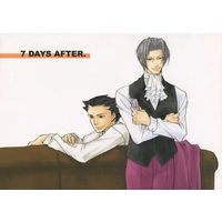 Doujinshi - Gyakuten Saiban / Mitsurugi Reiji (Miles Edgeworth) x Naruhodou Ryuichi (Phoenix Wright) (7 DAYS AFTER.) / 「ミカン箱。」