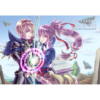 Desk Calendar - Illustration book - Fire Emblem Series / Takumi & Leo