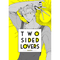 Doujinshi - Jojo Part 2: Battle Tendency / Joseph x Caesar (TWO SIDED LOVERS -OMOTE-) / Mayonaka (Circle)