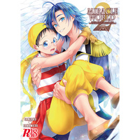 [Boys Love (Yaoi) : R18] Doujinshi - Yowamushi Pedal / Manami x Sakamichi (MIRACLE WORLD 2) / ROYAL CROWN