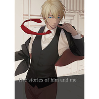 Doujinshi - Novel - Meitantei Conan / Akai Shuichi x Amuro Tooru (five stories of him and me) / chico