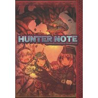 Doujinshi - MONSTER HUNTER (HUNTER NOTE) / OUT OF FUEL/キツネ魔見れ!