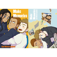 Doujinshi - Yuri!!! on Ice / Emil Nekola x Michele Crispino (Make Memories) / kodoh