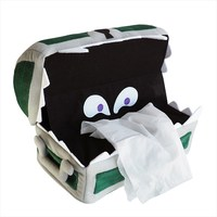 Kleenex box cover - Dragon Quest