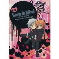 [Boys Love (Yaoi) : R18] Doujinshi - D.Gray-man / Allen Walker x Lavi (Love is blind) / JACKO'LANTERN