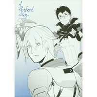 Doujinshi - Final Fantasy Series (A Parfect Day.) / ancient