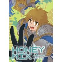Doujinshi - Manga&Novel - Anthology - Dynasty Warriors / Kakouha (HONEY MIX) / 夏侯覇受アンソロジー製作委員会