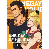 Doujinshi - Final Fantasy XV / Gladiolus x Prompto (ONE DAY OF HOLIDAY) / ウィーパン