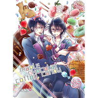 Doujinshi - Manga&Novel - K (K Project) / Reisi x Saruhiko (maple chocolat cotton candy) / sucrose
