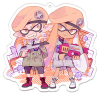 Doujin Items - Splatoon / Army
