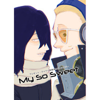 Doujinshi - Anthology - My Hero Academia / Present Mic x Aizawa Shouta (My So Sweet) / でれ
