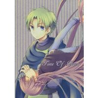 Doujinshi - Fire Emblem : The Binding Blade (Time Of Heart) / 銀色砂時計