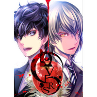 [Boys Love (Yaoi) : R18] Doujinshi - Persona5 / Akechi Gorou x Protagonist (Persona 5) (LOVERS) / Lovers