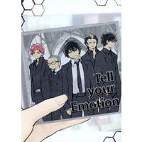 Doujinshi - Novel - Blue Exorcist / Yukio x Rin (Tell your Emotion) / あおい文庫