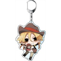 Big Key Chain - SERVAMP / Arisuin Mikuni