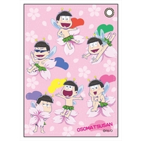 Commuter pass case - Big Key Chain - Osomatsu-san