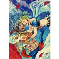 Doujinshi - Novel - Final Fantasy Series / Firion x Tina (Final Fantsy Series) (fairy dance)