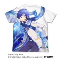 T-shirts - VOCALOID / KAITO Size-M