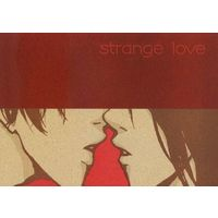 Doujinshi - Harry Potter Series / Severus Snape (Strange love) / jazzberry