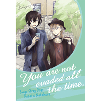 Doujinshi - Bungou Stray Dogs / Dazai Osamu x Nakahara Chuuya (You are not evaded all the time) / 気分屋。
