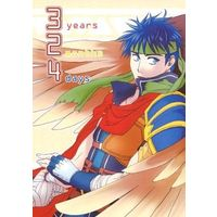 Doujinshi - Fire Emblem: Path of Radiance / Ike (324 3years 2months 4days) / 似