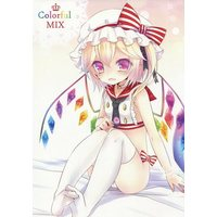 Doujinshi - Illustration book - Touhou Project (Colorful MIX) / Honey Lobel