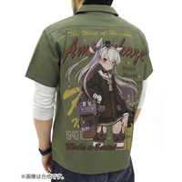 Work Shirts - Kantai Collection / Amatsukaze (Kan Colle) Size-L