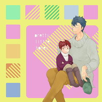Doujinshi - Manga&Novel - Anthology - WORLD TRIGGER / Arafune Tetsuji x Hokari Atsushi (pretty little honey) / メレンゲ