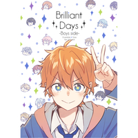 Doujinshi - Illustration book - Ensemble Stars! (Brilliant Days -Boys side-) / Pe:booota.
