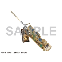 Earphone Jack Accessory - Shingeki no Kyojin / Eren & Levi