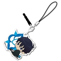 Earphone Jack Accessory - Blue Exorcist / Rin Okumura