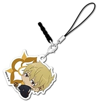 Earphone Jack Accessory - Blue Exorcist / Shima Kinzo
