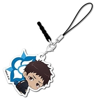 Earphone Jack Accessory - Blue Exorcist / Shima Juzo