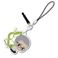 Earphone Jack Accessory - Blue Exorcist / Miwa Konekomaru