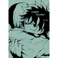 [Boys Love (Yaoi) : R18] Doujinshi - My Hero Academia / Todoroki Shouto x Midoriya Izuku (empty hunter) / ルポゼ
