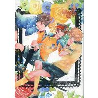 Doujinshi - Novel - Inazuma Eleven / Fideo Ardena x Endou Mamoru (BLOOD Orange Lover) / Blitz