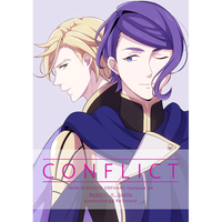 Doujinshi - IRON-BLOODED ORPHANS / McGillis Fareed x Gaelio Bauduin (CONFLICT) / Re:Sound