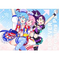 Doujinshi - PriPara / Toudou Shion & Leona West & Dorothy West (FOREVER Dressing Pafe) / ガケノウエノアホ