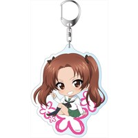 Big Key Chain - GIRLS-und-PANZER / Kadotani Anzu