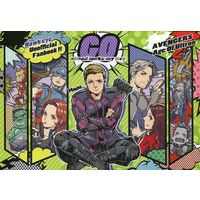 Doujinshi - Avengers (GO ahead make my day) / 博打LULLABY
