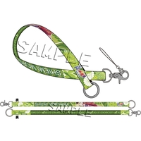 Neck Strap - Blue Exorcist / Moriyama Shiemi