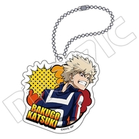 Key Chain - My Hero Academia / Bakugou Katsuki
