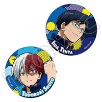 Badge - My Hero Academia / Iida Tenya & Todoroki Shouto