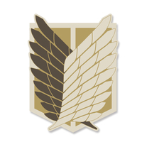 Detachable Patch - Shingeki no Kyojin