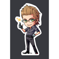 Acrylic stand - Final Fantasy XV / Ignis Scientia